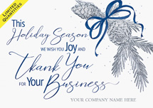 Thank Yule Holiday Cards