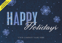 All That's Festive Holiday Cards